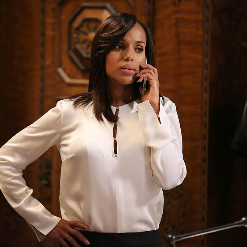 Scandals Fictional Dc Fixer Olivia Pope Embodies The Strategy Intellect And Worldliness Of