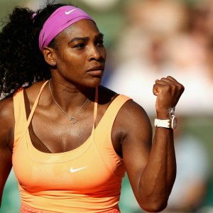 "Athletic, driven, and victorious on the tennis court, Serena Williams embodies the ""huntress"" archetype."