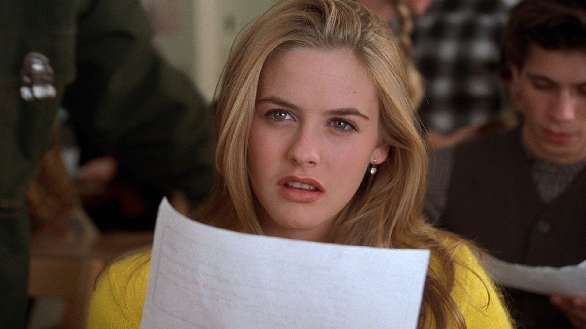 "The Shadow In Film: Cher Horowitz, Clueless. Cher is the selfish, vain, and superficial daughter of a wealthy Beverly Hills attorney whose only direction in life is ""toward the mall"". A series of mishaps compels her to reflects on her priorities and her repeated failures to understand or appreciate the people in her life."